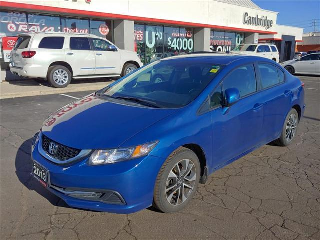 2013 Honda Civic EX (Stk: 1811901) in Cambridge - Image 2 of 13
