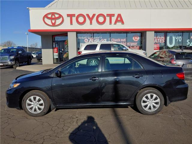 2013 Toyota Corolla  (Stk: 1811891) in Cambridge - Image 1 of 13