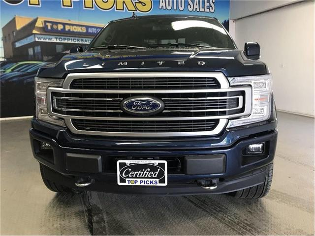 2018 Ford F-150 Platinum (Stk: 46953) in NORTH BAY - Image 2 of 20