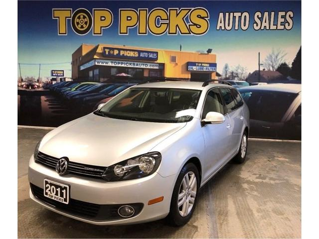 2011 Volkswagen Golf Comfortline (Stk: 694594) in NORTH BAY - Image 1 of 18