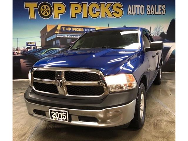 2015 RAM 1500 ST (Stk: 708611) in NORTH BAY - Image 1 of 16