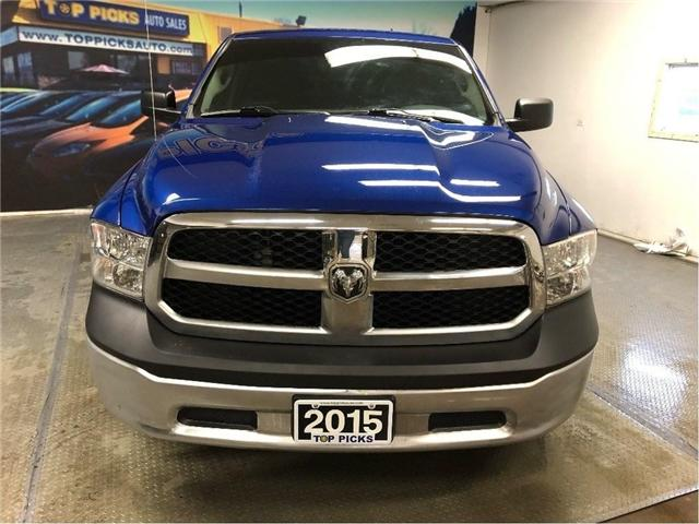 2015 RAM 1500 ST (Stk: 708611) in NORTH BAY - Image 2 of 16