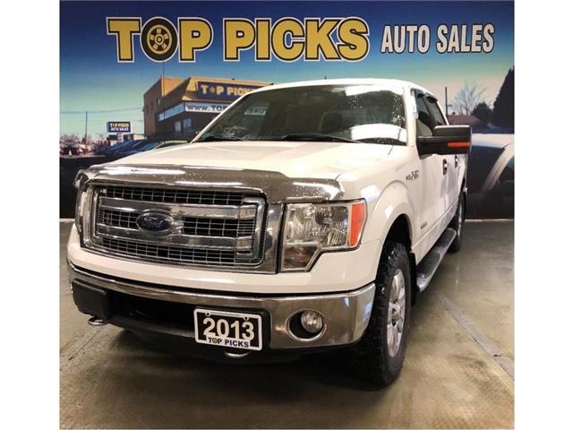 2013 Ford F-150 XLT (Stk: D12018) in NORTH BAY - Image 1 of 15