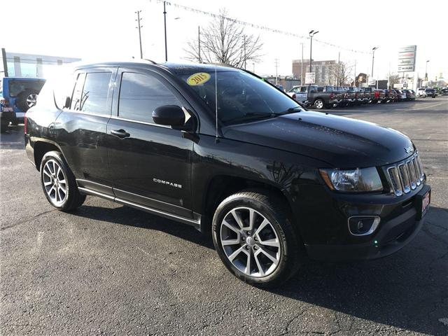 2015 Jeep Compass Limited (Stk: 19512A) in Windsor - Image 1 of 11