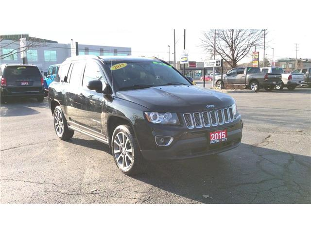 2015 Jeep Compass Limited (Stk: 19512A) in Windsor - Image 2 of 11