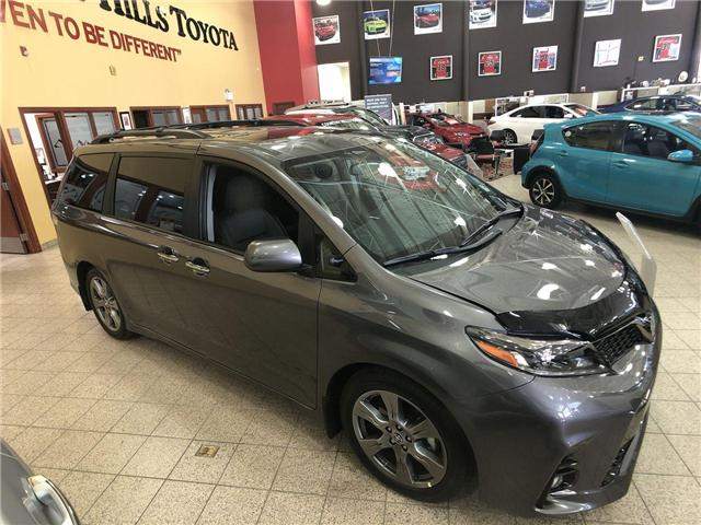 2019 Toyota Sienna Technology Package (Stk: 2900120) in Calgary - Image 1 of 18