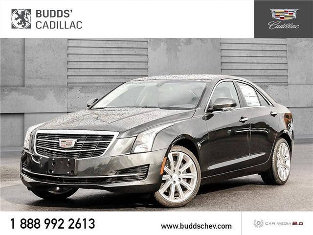2017 Cadillac ATS 2.0L Turbo Luxury (Stk: AT7022L) in Oakville - Image 1 of 25
