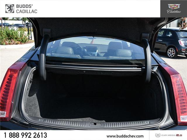 2011 Cadillac CTS Base (Stk: CM8020PA) in Oakville - Image 19 of 25