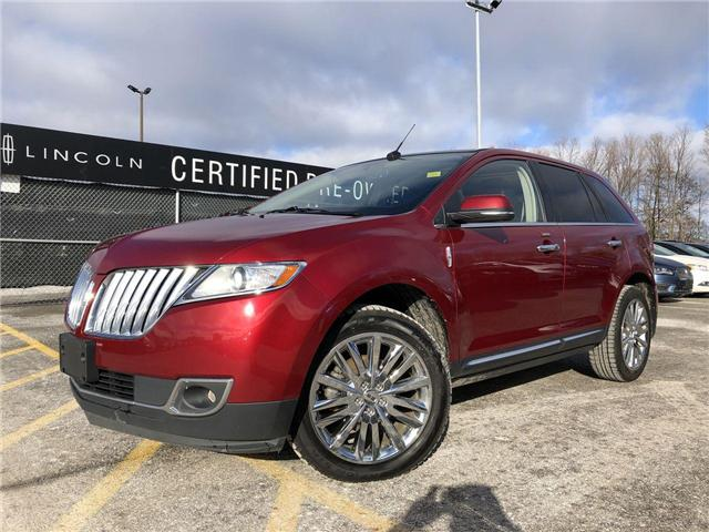 2013 Lincoln MKX Base (Stk: LX181420A) in Barrie - Image 1 of 30
