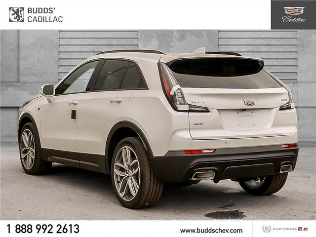 Hst Tax Calculator >> 2019 Cadillac XT4 Sport for sale in Oakville - Budds' Chevrolet