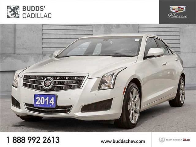 2014 Cadillac ATS 2.0L Turbo Luxury (Stk: R1338) in Oakville - Image 1 of 24