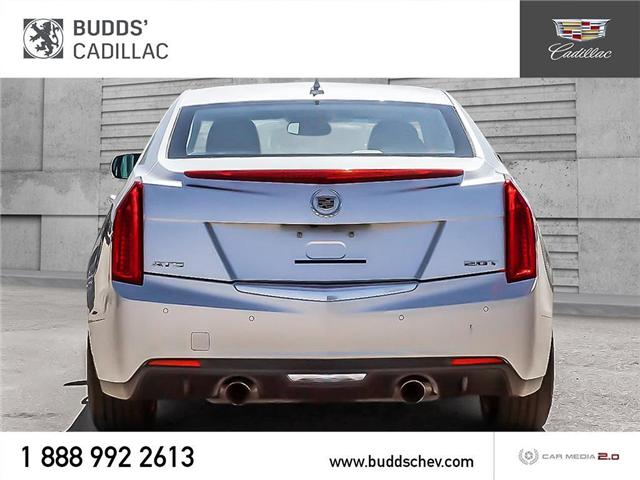 2013 Cadillac ATS  (Stk: AT6044LA) in Oakville - Image 4 of 25