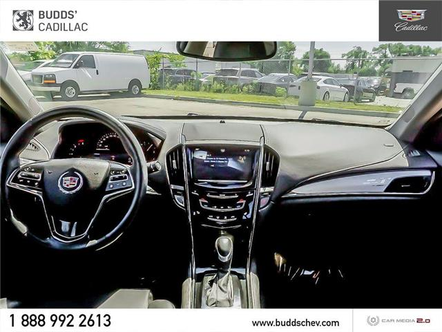 2013 Cadillac ATS  (Stk: AT6044LA) in Oakville - Image 10 of 25