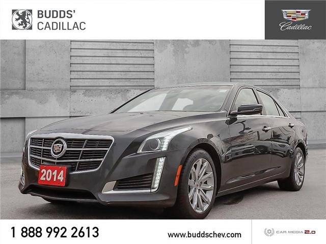2014 Cadillac CTS 3.6L Luxury (Stk: R1374) in Oakville - Image 1 of 19