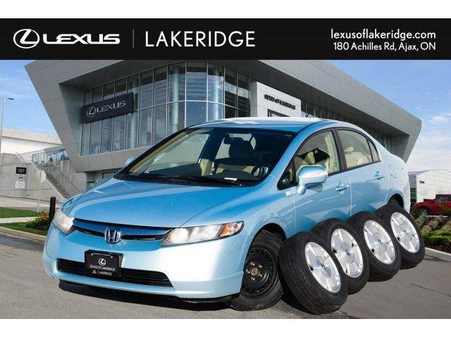 2008 Honda Civic Hybrid Base (Stk: L19036B) in Toronto - Image 1 of 20