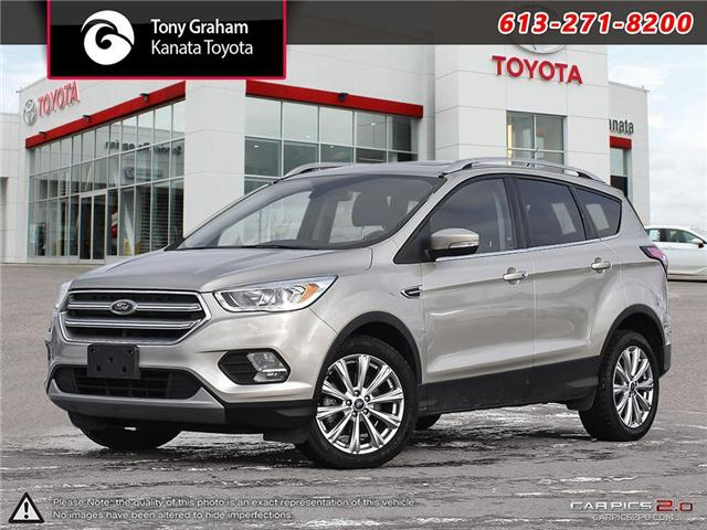 2017 Ford Escape Titanium (Stk: B2836) in Ottawa - Image 1 of 29