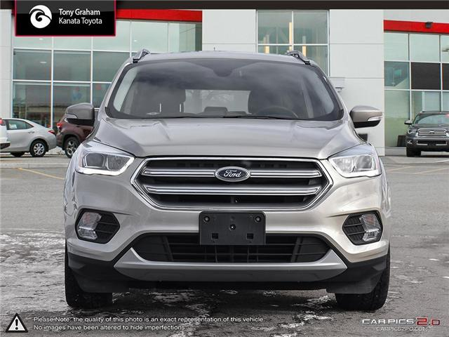 2017 Ford Escape Titanium (Stk: B2836) in Ottawa - Image 2 of 29