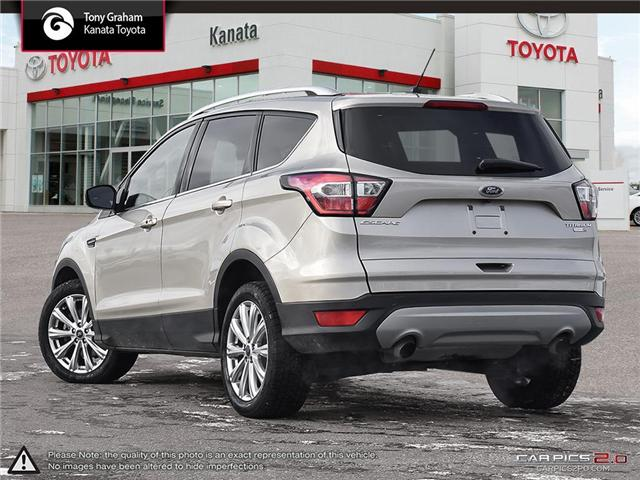 2017 Ford Escape Titanium (Stk: B2836) in Ottawa - Image 4 of 29