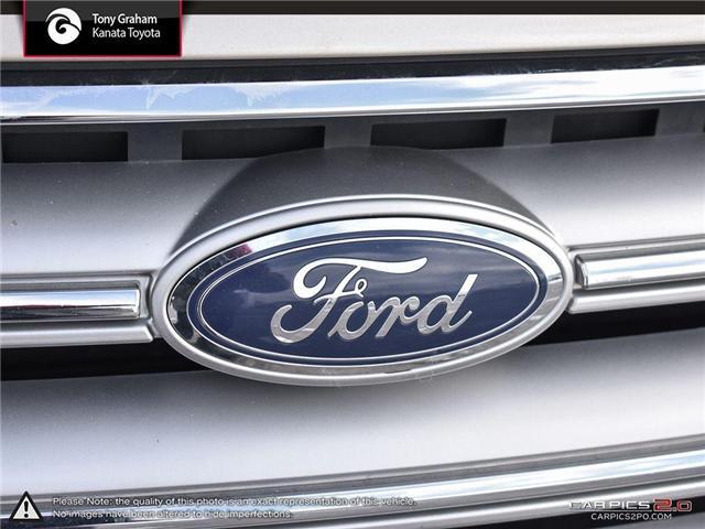 2017 Ford Escape Titanium (Stk: B2836) in Ottawa - Image 9 of 29