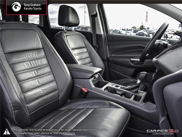 2017 Ford Escape Titanium (Stk: B2836) in Ottawa - Image 24 of 29