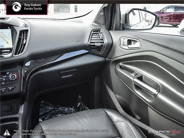 2017 Ford Escape Titanium (Stk: B2836) in Ottawa - Image 27 of 29