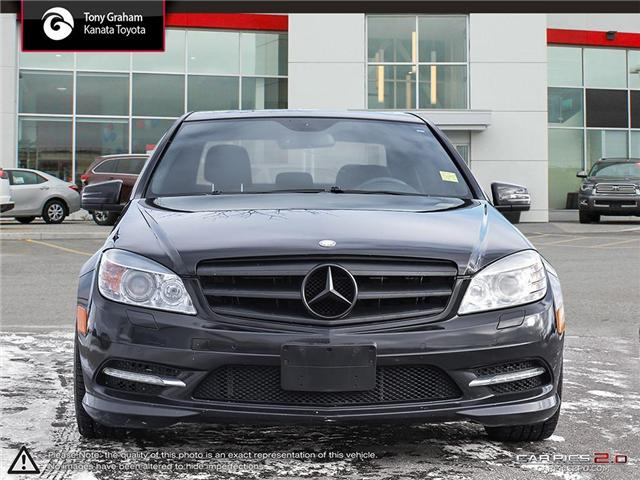 2011 Mercedes-Benz C-Class Base (Stk: 88516B) in Ottawa - Image 2 of 28