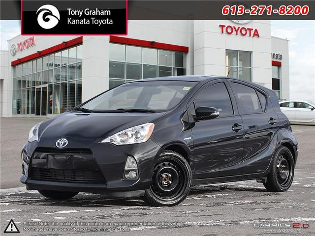 2014 Toyota Prius C Technology (Stk: K4098A) in Ottawa - Image 1 of 25