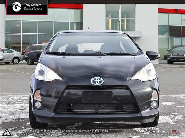 2014 Toyota Prius C Technology (Stk: K4098A) in Ottawa - Image 2 of 25
