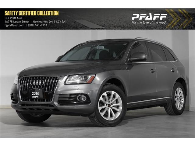 2014 Audi Q5 2.0 Technik (Stk: 53058A) in Newmarket - Image 1 of 18