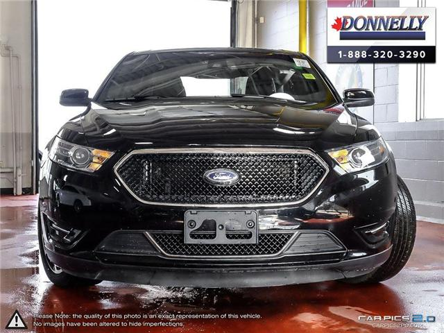 2018 Ford Taurus SHO (Stk: PLDU5957) in Ottawa - Image 2 of 28