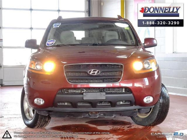 2009 Hyundai Santa Fe  (Stk: PBWDR1081A) in Ottawa - Image 2 of 28