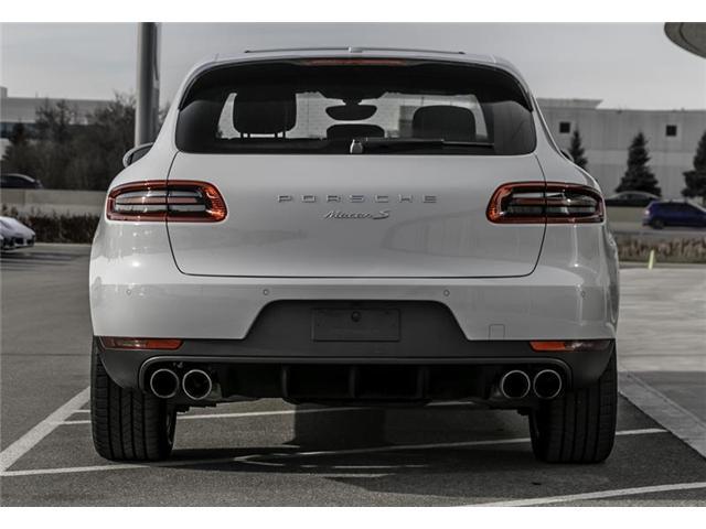 2016 Porsche Macan S (Stk: U7525) in Vaughan - Image 2 of 17