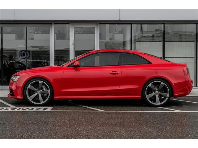 2013 Audi RS5 4.2 S tronic qtro Coupe (Stk: U7583) in Vaughan - Image 2 of 22