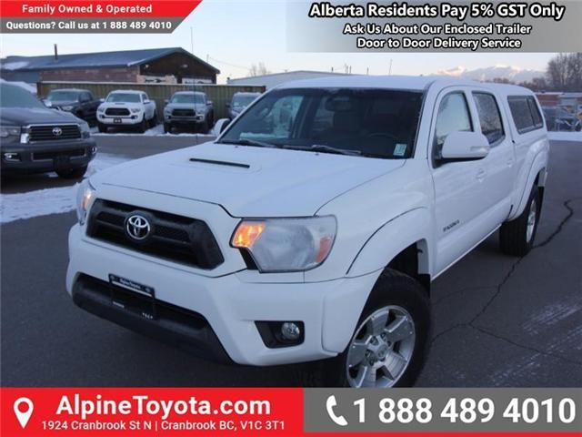 2012 Toyota Tacoma V6 (Stk: S567187A) in Cranbrook - Image 1 of 16