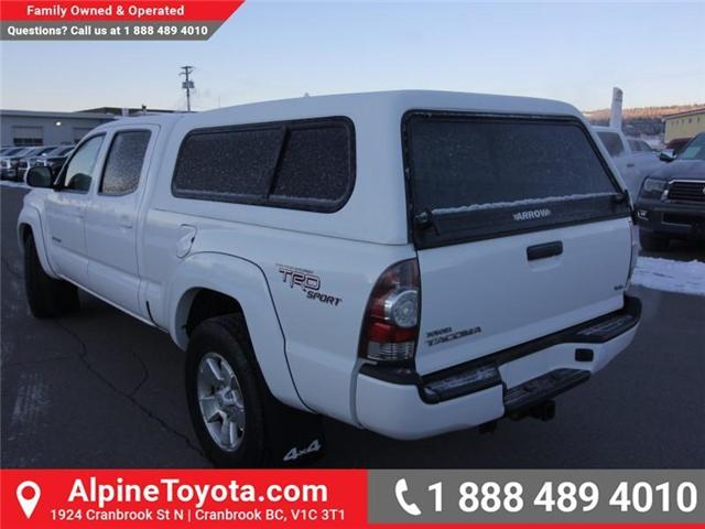 2012 Toyota Tacoma V6 (Stk: S567187A) in Cranbrook - Image 3 of 16