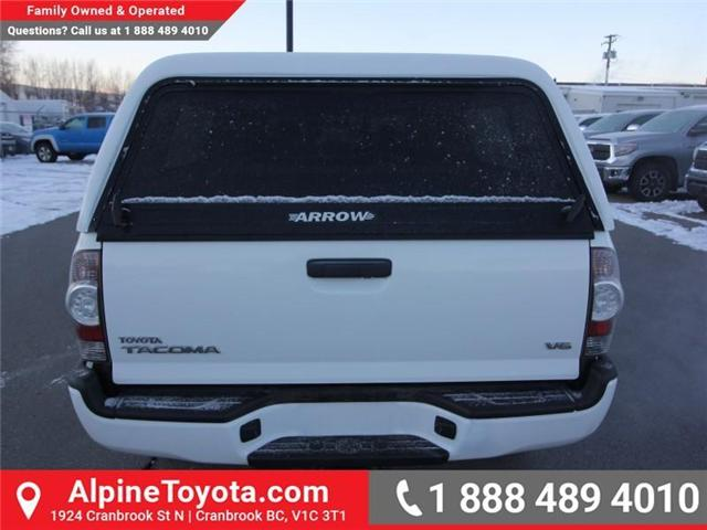 2012 Toyota Tacoma V6 (Stk: S567187A) in Cranbrook - Image 4 of 16