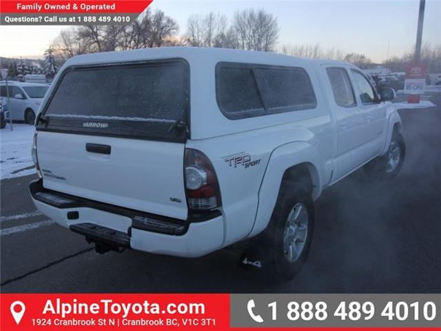 2012 Toyota Tacoma V6 (Stk: S567187A) in Cranbrook - Image 5 of 16