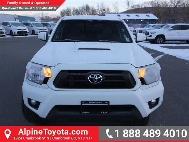 2012 Toyota Tacoma V6 (Stk: S567187A) in Cranbrook - Image 8 of 16
