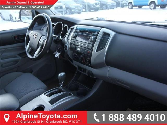 2012 Toyota Tacoma V6 (Stk: S567187A) in Cranbrook - Image 11 of 16