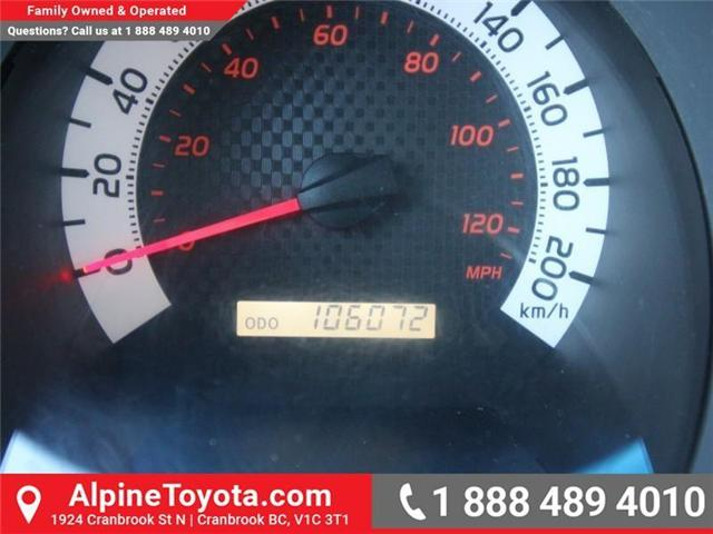 2012 Toyota Tacoma V6 (Stk: S567187A) in Cranbrook - Image 13 of 16