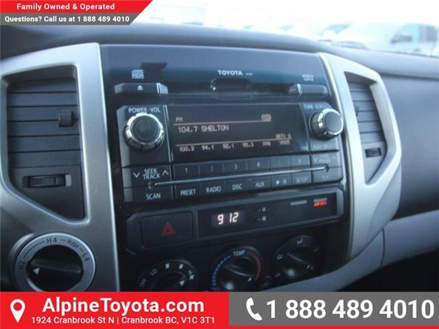2012 Toyota Tacoma V6 (Stk: S567187A) in Cranbrook - Image 14 of 16
