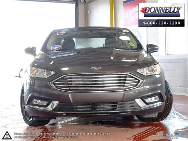 2018 Ford Fusion SE (Stk: CLDU5958) in Ottawa - Image 2 of 28