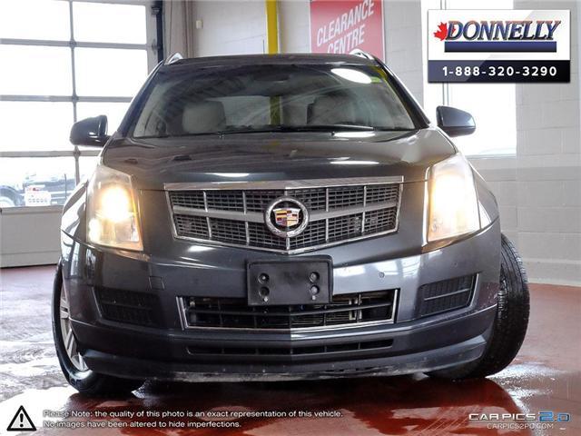 2011 Cadillac SRX  (Stk: PBWDS150A) in Ottawa - Image 2 of 28