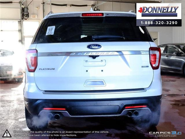 2018 Ford Explorer Platinum (Stk: PLDU5955) in Ottawa - Image 5 of 28