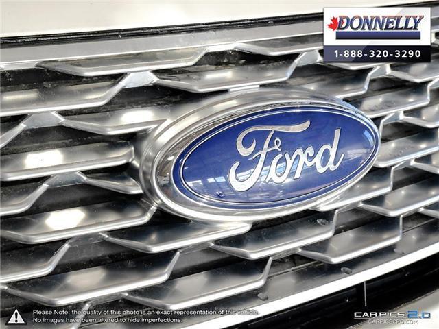2018 Ford Explorer Platinum (Stk: PLDU5955) in Ottawa - Image 9 of 28