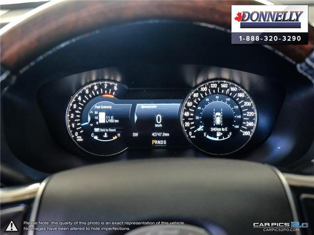 2018 Ford Explorer Platinum (Stk: PLDU5955) in Ottawa - Image 15 of 28
