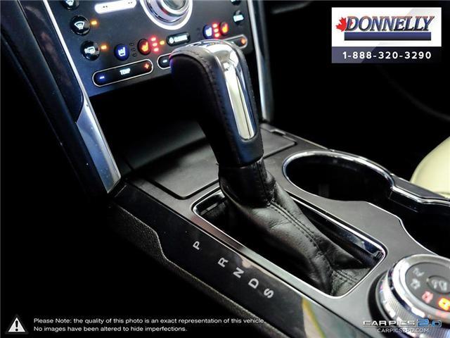 2018 Ford Explorer Platinum (Stk: PLDU5955) in Ottawa - Image 19 of 28