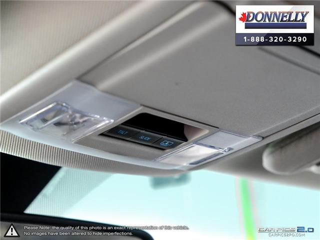 2018 Ford Explorer Platinum (Stk: PLDU5955) in Ottawa - Image 24 of 28
