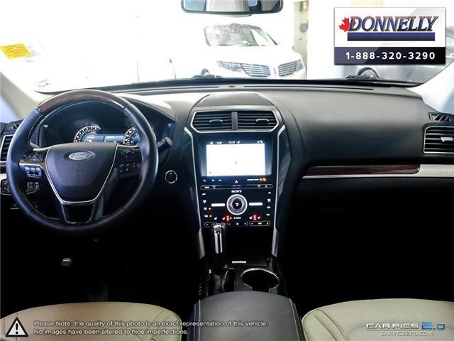 2018 Ford Explorer Platinum (Stk: PLDU5955) in Ottawa - Image 26 of 28
