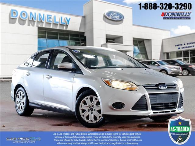 2013 Ford Focus SE (Stk: PBWDR2155A) in Ottawa - Image 1 of 28